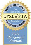 IDA Approval seal